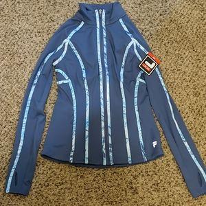 Women's FILA SPORT® Mesh-Pieced Jacket